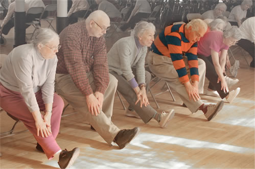 Body Mind Connection Best For Seniors - Best flooring for seniors